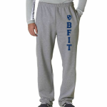 Grey BFIT Sweatpants Navy